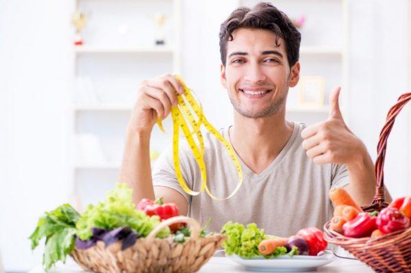 วิธีลดน้ำหนักผู้ชายโดยการควบคุมอาหาร ต้องคุมอะไรบ้าง