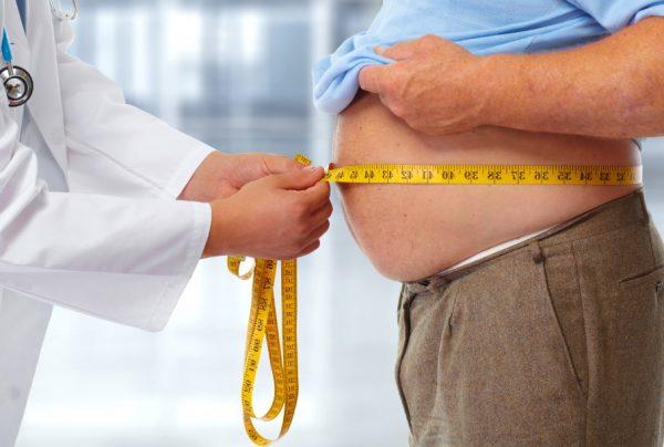 โรคอ้วน ภัยร้ายที่ผู้ชายมองข้าม